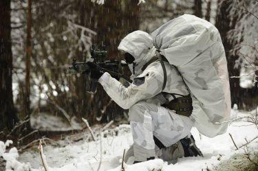 雪迷彩、スノーカモフラージュの歴史と今