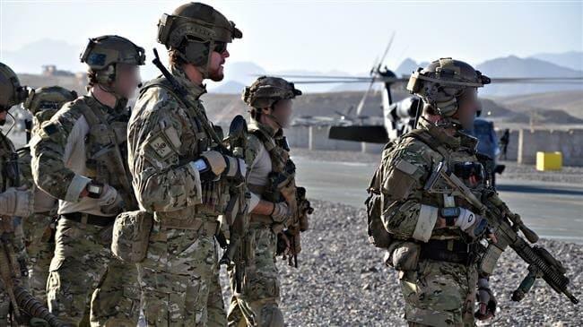 SASイギリス特殊空挺部隊の装備