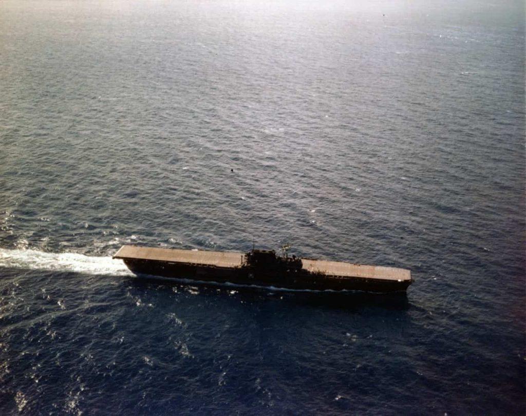 エンタープライズ(USS Enterprise, CV-6)
