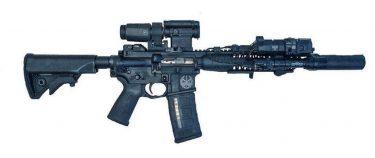 ダラス警察のSWATがLWRCI IC-A5 を新しいライフルシステムとして採用