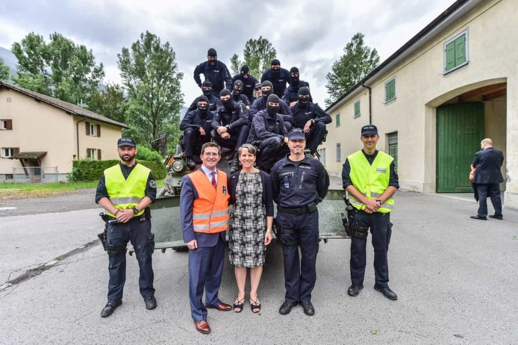 リヒテンシュタイン警察