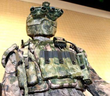 米軍特殊部隊の新しいアイアンマンスーツは体半分を保護!?