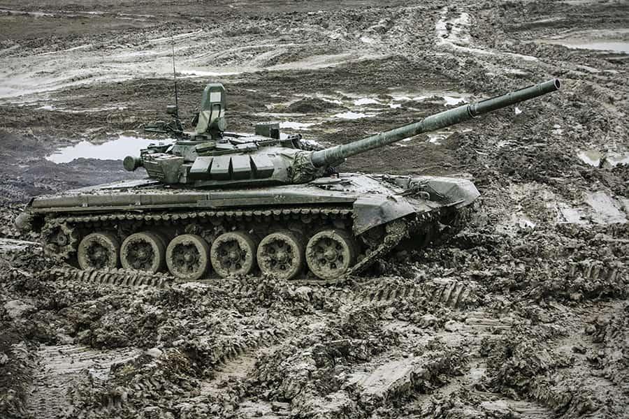 T-72戦車