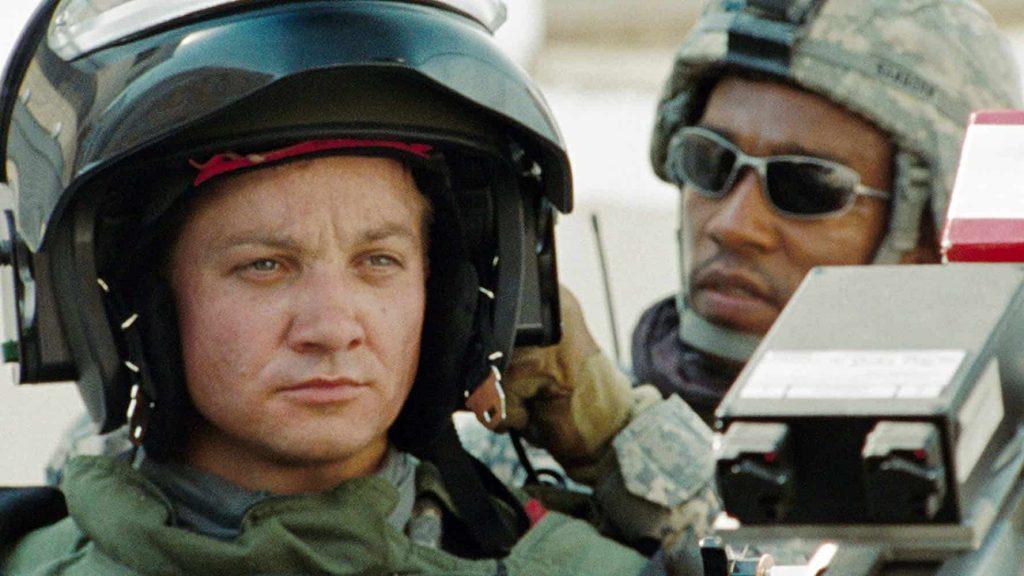 ハート・ロッカー|米軍爆弾処理班を描いた戦争映画|レビュー、ネタバレ
