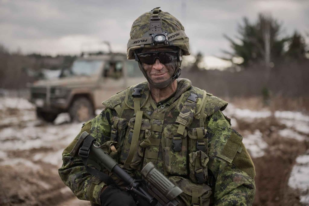 CADPAT(カッドパット)|米軍も参考にしたカナダ軍迷彩