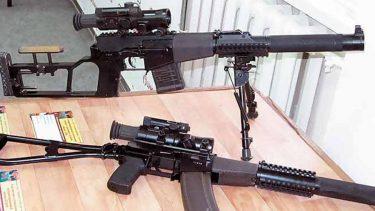 ASM Val|静かな死といわれる銃がロシア特殊部隊に配備
