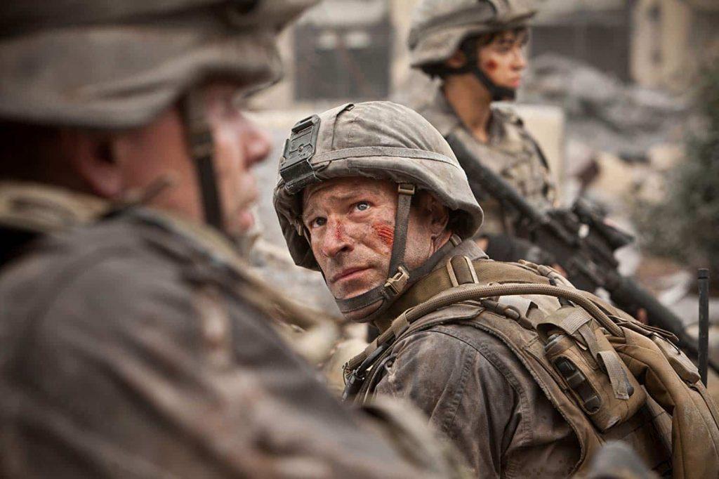 ロサンゼルス決戦|アメリカ海兵隊と宇宙人の戦争映画|映画レビュー