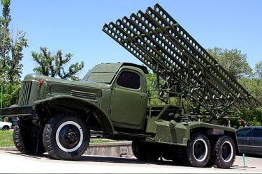 カチューシャといったらソ連(ロシア)のBM13だよね?