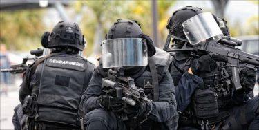 GIGNフランス国家憲兵隊治安介入部隊とは?装備は?