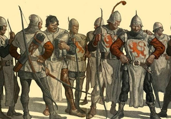 歴史に残る傭兵軍団
