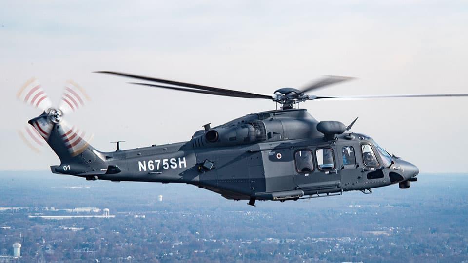 MH-139グレイウルフ|米空軍のUH-1N ヒューイに代わる新しいヘリ