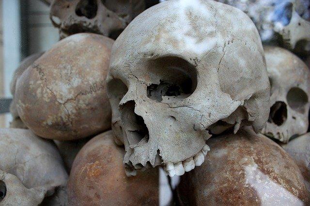 ジェノサイド(genocide)人類が犯した大虐殺の惨劇