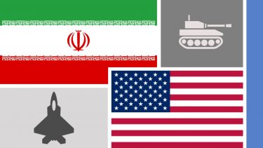 アメリカ・イランが戦争したらどちらが勝つ?軍事力比較