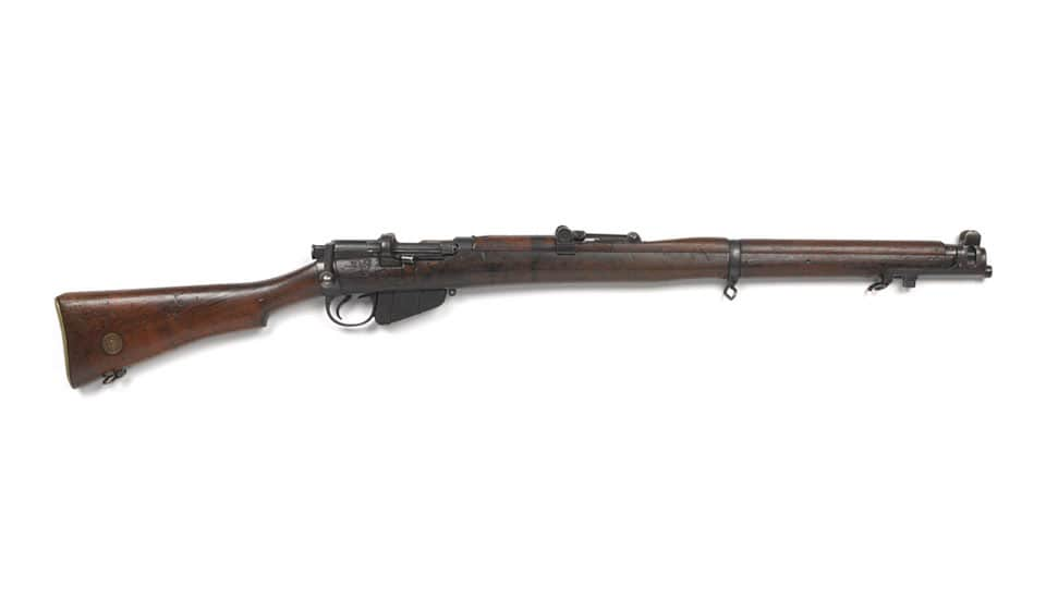 リー・エンフィールド Mk III(SMLE MK3)
