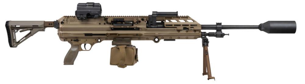 SIG SAUER MG 338|米特殊作戦群の新軽機関銃