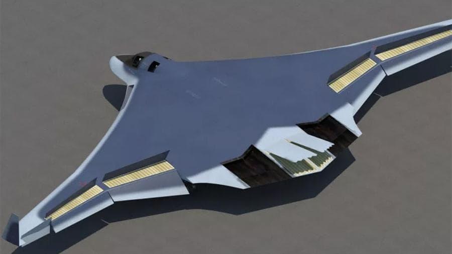 PAK DA|ロシアの最新ステルス戦略爆撃機