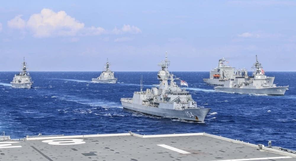 日本は何位?世界の海軍力ランキングTOP10