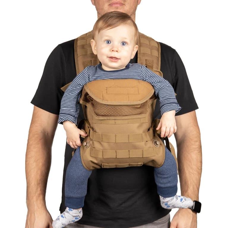 育児は戦い!?ベビー用品にもミリタリーを!TACTICAL BABY GEAR
