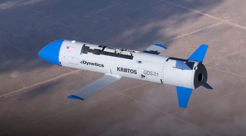 軍事用ドローンX-61A Gremlinの発射成功動画