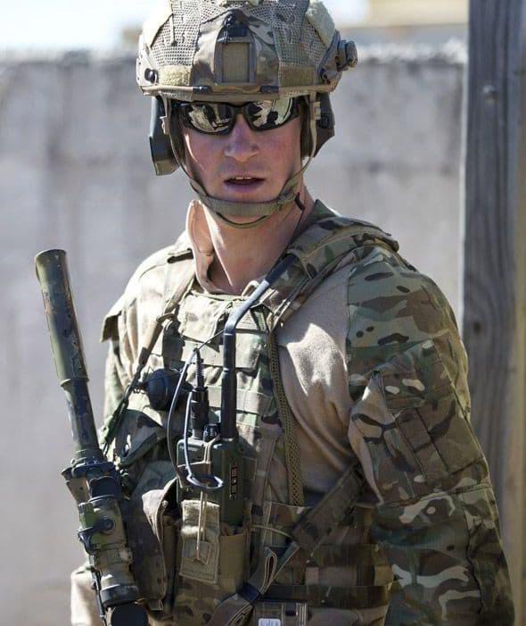 元陸軍大尉、実戦にも参加した ヘンリー王子の軍歴