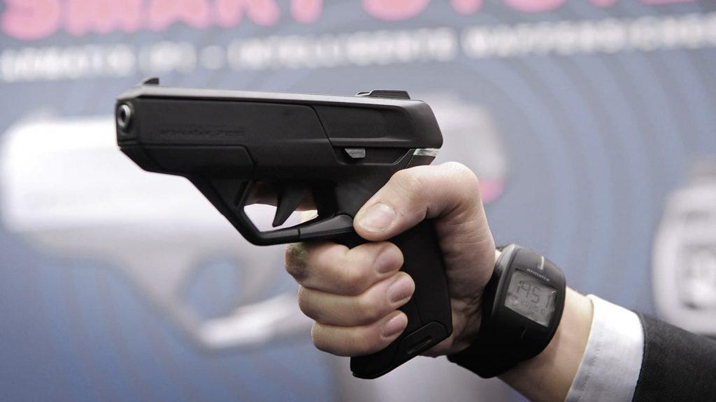 Armatix iP1|持主を認識しないと撃てないスマート拳銃