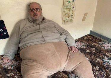 イラクで捕まったISISリーダーがその肥満と行いからジャバザハット比較される