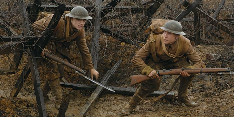 映画『1917』を見る前に予習!第一次世界大戦のイギリス軍装備 ...