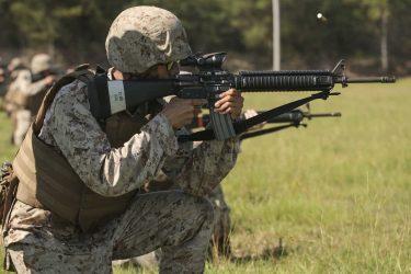 M16やM4のMや数字の意味は?銃の名前を解説