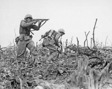 第二次世界大戦時の銃器ランキングTop10