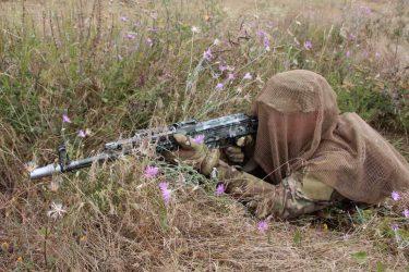 ウクライナで起きているスナイパー戦争