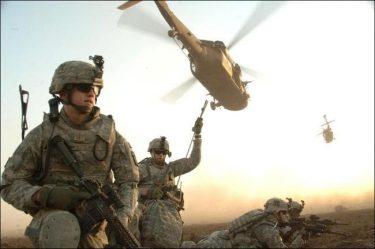 第101空挺師団|プライベートライアン、ハンバーガーヒルに登場する最強空挺部隊