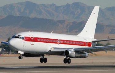 エリア51に飛ぶ秘密の航空会社ジャネットエアライン