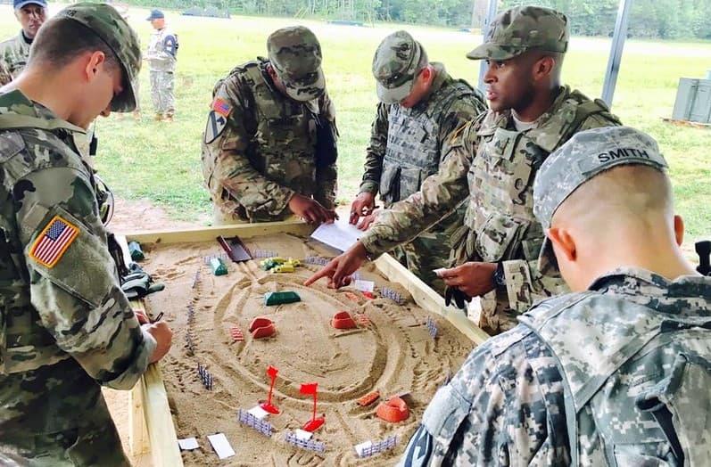 軍事作戦会議