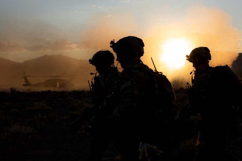 デルタフォース|最強で秘密の多い特殊部隊の正体、装備は?