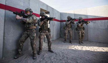 ランニングアプリが原因で英特殊部隊SAS隊員の個人情報がばれる