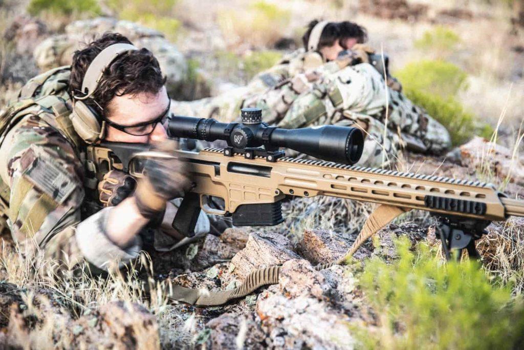 BARRETT MRAD(Mk21)|米特殊部隊狙撃手用のスナイパーライフル