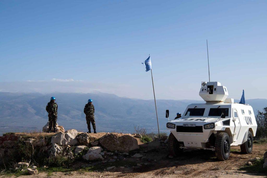 国連平和維持軍
