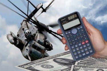 世界の軍事費・防衛費ランキングTop15(2019)