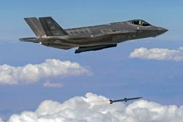 銃を搭載したミサイル「ガンスリンガー」を米軍が検討中