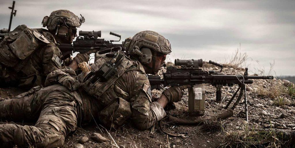 第75レンジャー連隊|連隊規模の特殊部隊とは?装備は?