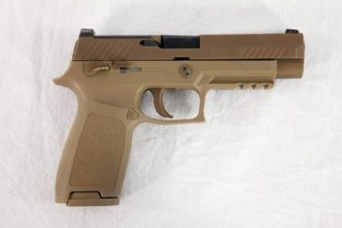 SIG M17|米軍の新主力拳銃