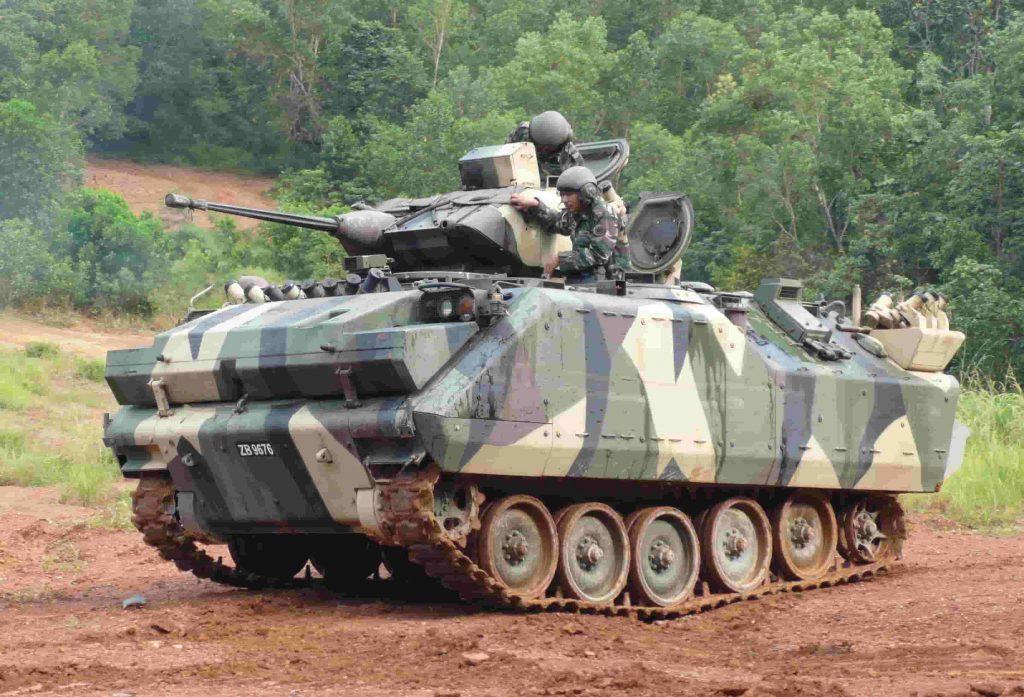 ACV-15装甲歩兵戦闘車