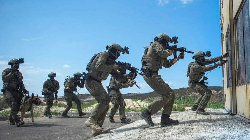 サイェレット・マトカル|イスラエル国防軍の特殊部隊