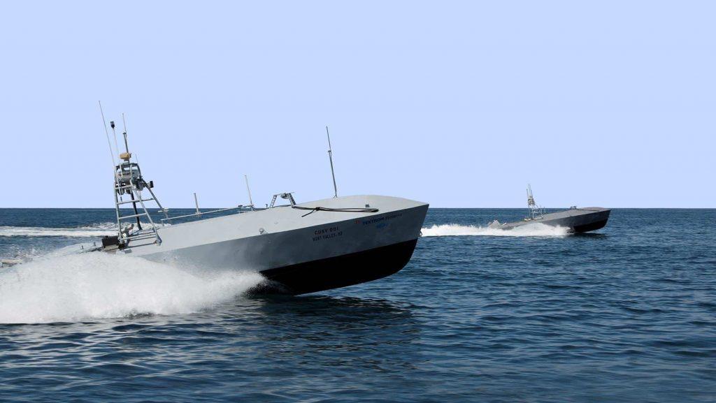 CUSV|米海軍が開発する無人巡視艇