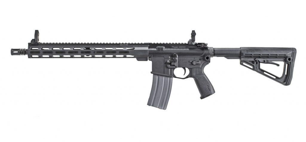 バーモント州警察がパトロールライフルとしてSIG SAUER M400 Proライフルを採用