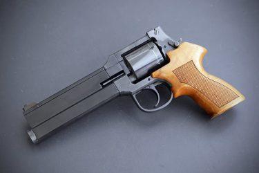 攻殻機動隊のトグサが愛用する拳銃マテバとは