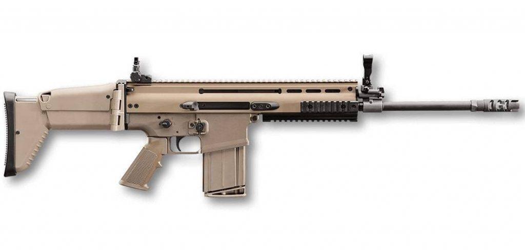 SCAR-H(Mk17)