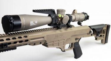LEUPOLD MARK 5HDが米陸軍の精密狙撃ライフルスコープの承認を取得