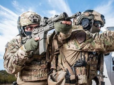 BORTAC|国境警備のSWATチーム