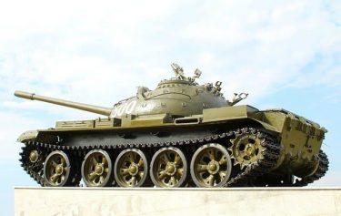 パキスタン軍が古いT-55戦車282台をセルビア軍から購入